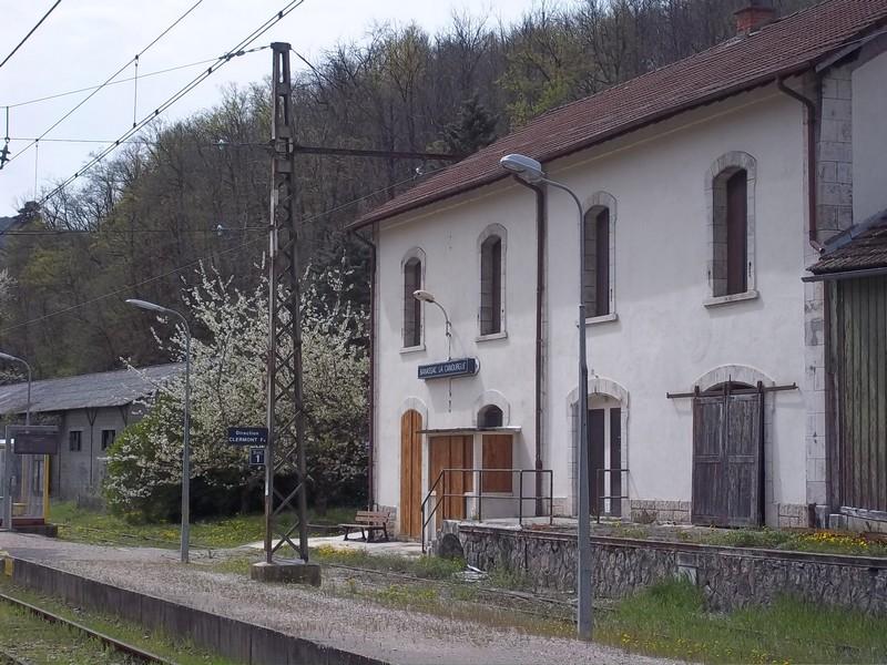 splendeur et décadence d'une petite gare