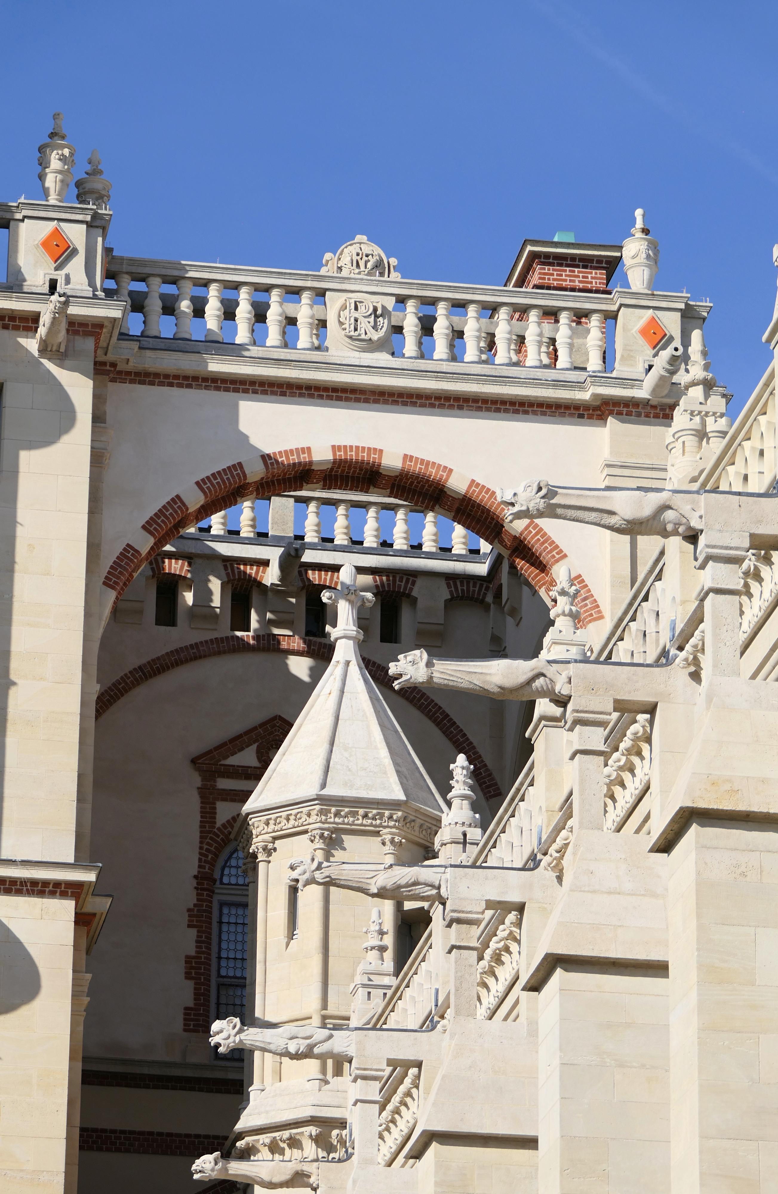 Petite tour au creux du Château de Saint Germain en Laye